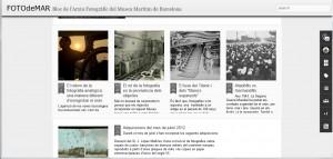 Foto de Mar: el nou bloc del Museu Marítim de Barcelona