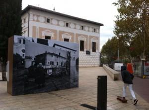 Estrats: Una instal·lació fotogràfica a Can Basté