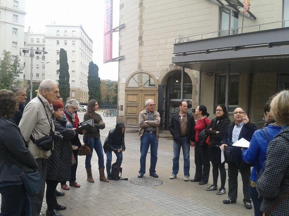 Els estudis fotogràfics del 1900: de les Rambles al Passeig de Gràcia. 22/11/2014