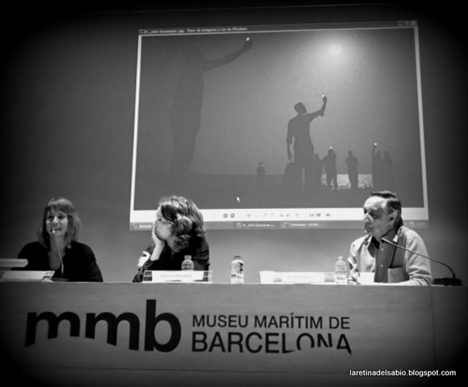 Cicles fotoconnectats al MMB, PHOTOGRAPHIC SOCIAL VISION. 16/04/2015