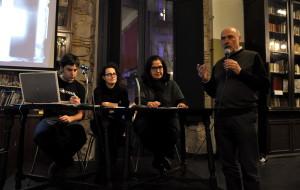 Taula rodona sobre conservació, estudi, difusió i gestió fons fotogràfic Joan Vilatobà de la col·lecció del Museu d'Art de Sabadell. 17/12/15