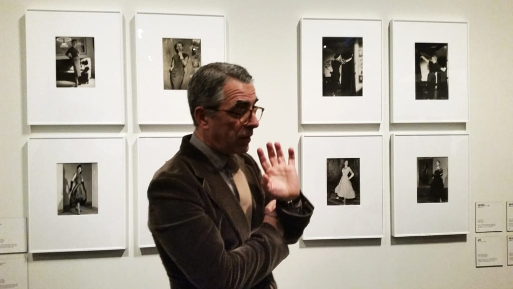 """Visita exposició """"Distinció. Un segle de fotografia de moda"""". 16/02/16"""