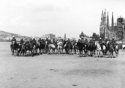 Cavalleria foto Pau Audouard 1896 (BC)