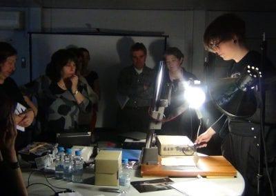 Fotos en Conserva. Museu Maritim de Barcleona, 2013