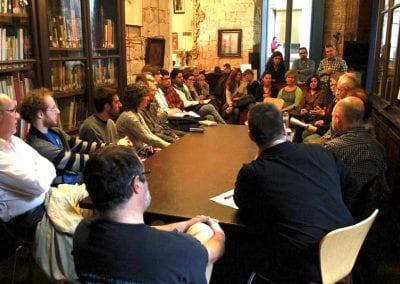 2015-04-13 Barcelona i la daguerreotipia Jep i Marisantos - foto A Canigueral