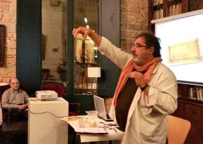 2014-12-01 El Mirall de Plata per Jordi Mestre - foto R Marco