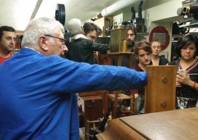2016-10-27 Visita Col·lecció Josep M Queralto foto R Marco
