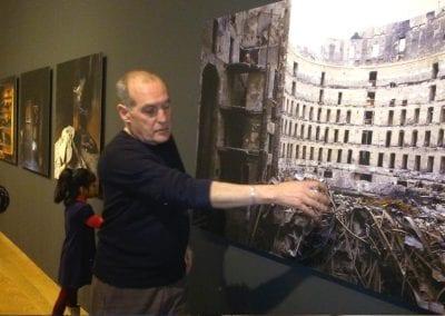 2014-03-14 expo Ferran Freixa (Centre d'Art Tecla Sala) foto R Marco