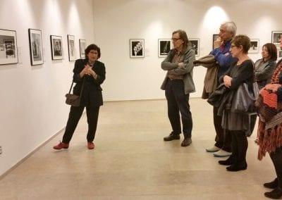 2014-11-06 expo de Pilar Aymerich (Bib Agusti Centelles) foto R Marco