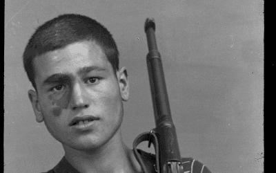 Rostres de Guerra. Cardona 1936-1938, a càrrec de Jordi Algué. 09/04/2018