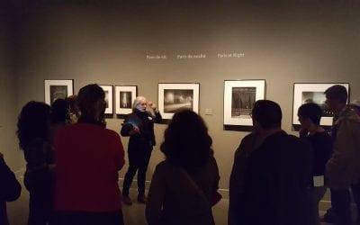 """Visita guiada a l'exposició """"Brassaï"""". 09/05/2018"""