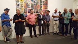 """Visita a l'exposició 'La fotografia """"creativa"""" a Catalunya (1973- 1982), a càrrec del Pep Rigol. 19/09/2018"""