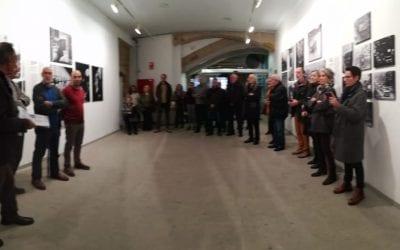 Visita a l'expossició Josep Busom i la seva llum. 18/12/2018
