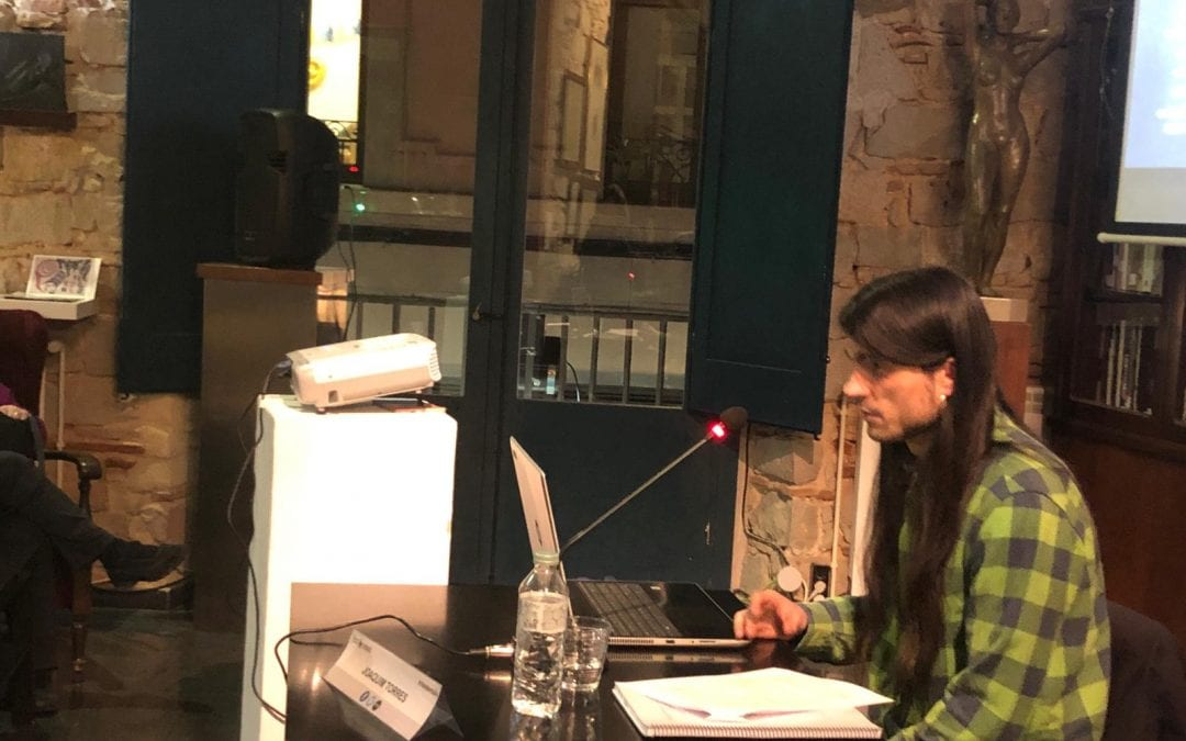 Fototertúlia: Miquel Renom i Presseguer (1876-1950). Desenvolupament i identitat del pictorialisme català, a càrrec de Joaquim Torres González. 14/01/2019