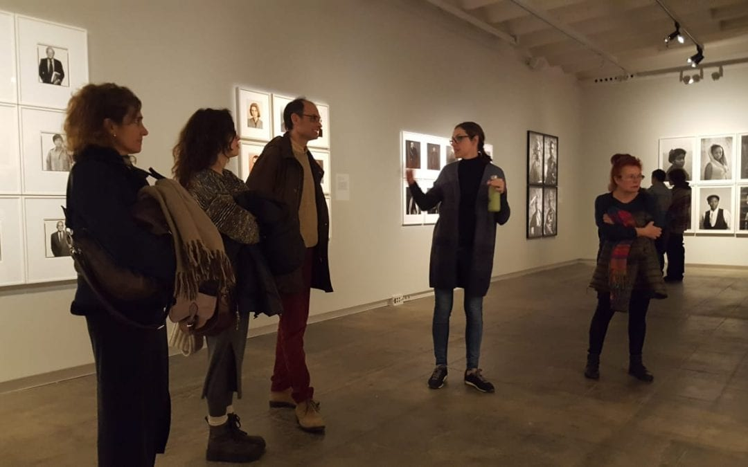 """Estructures d'identitat. The Walther collection"". 24/01/2019"