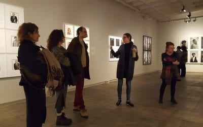 """""""Estructures d'identitat. The Walther collection"""". 24/01/2019"""