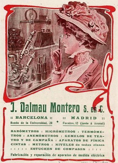 "Fototertúlia ""Gabinet òptic de Francesc Dalmau"""