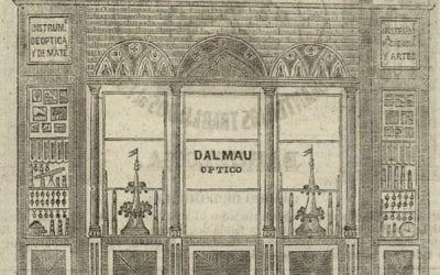 Fototertúlia El gabinet òptic de Francesc Dalmau: art, ciència i espectacle a la Barcelona del segle XIX (1840-1870) a càrrec de Cèlia Cuenca