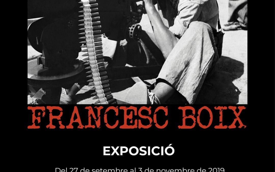 Visita comentada a la expo Boix a Vilanova i la Geltrú