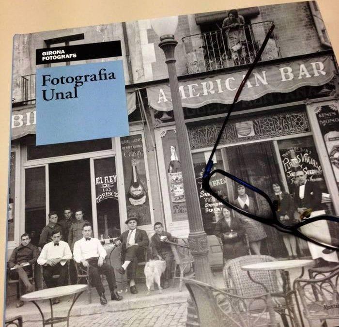 """Presentació del llibre """"Fotografia Unal"""", a carrec de Jep Martí"""