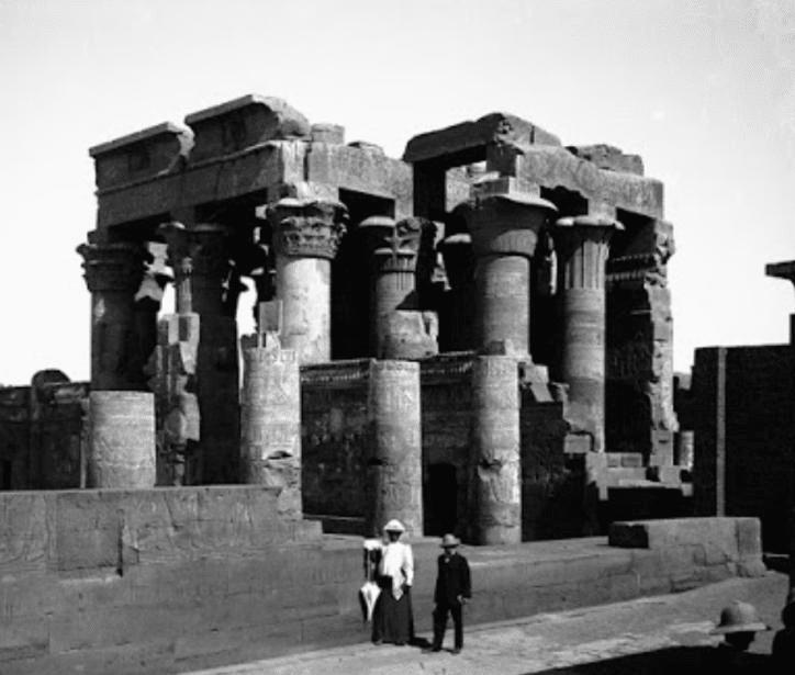 Exposició Egipte 1909. El Viatge dels Amatller a la terra dels faraons