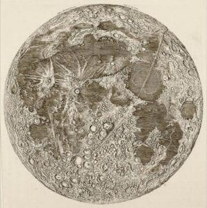 Exposició Las lunas de los astrónomos: representaciones desde 1610 a 1910