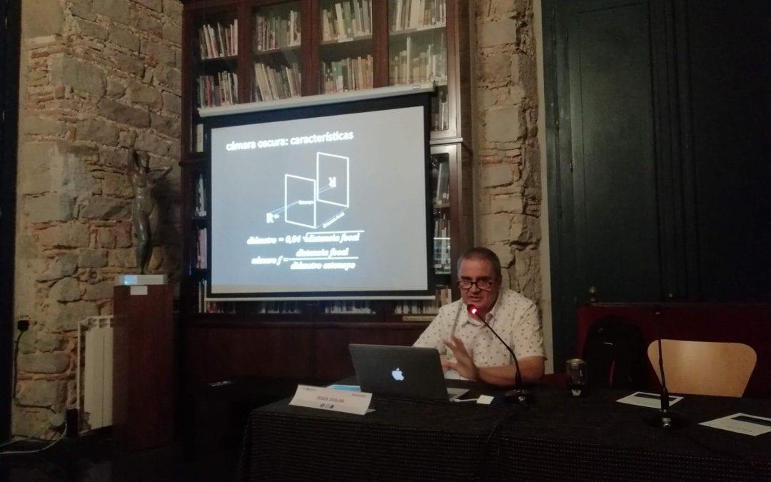 Fototertúlia: Solarigrafia a càrrec de Jesús Joglar