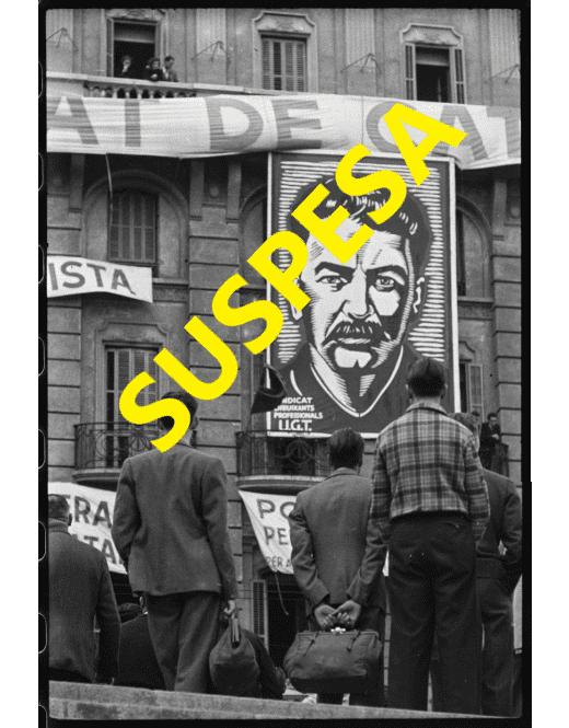 """SUSPESA! Fototertúlia """"La Capsa Vermella"""", fotografies de la Guerra civil d'Antoni Campañá a càrrec d'Arnau González"""