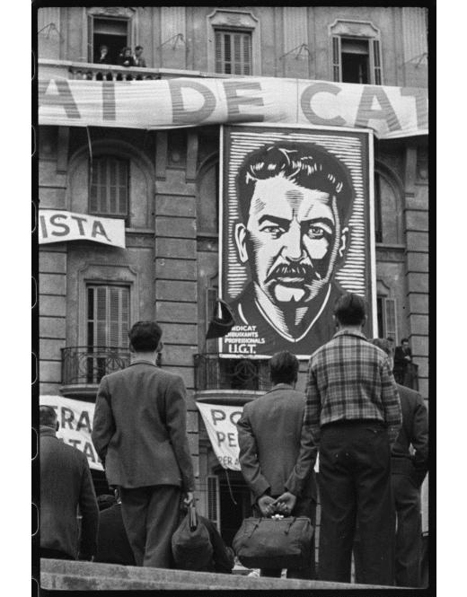 Fototertúlia La càmera com a teràpia. Les fotos de guerra d'Antoni Campaña (1936-1939) a càrrec d'Arnau González
