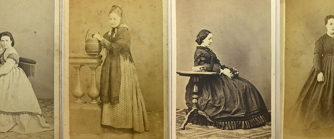 Fototertúlia La dècada prodigiosa de la targeta de visita fotogràfica, 1859-1869 a càrrec de Jep Martí
