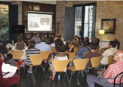 """""""Fons fotogràfic Francesc Boix"""" a càrrec del grup de treball"""