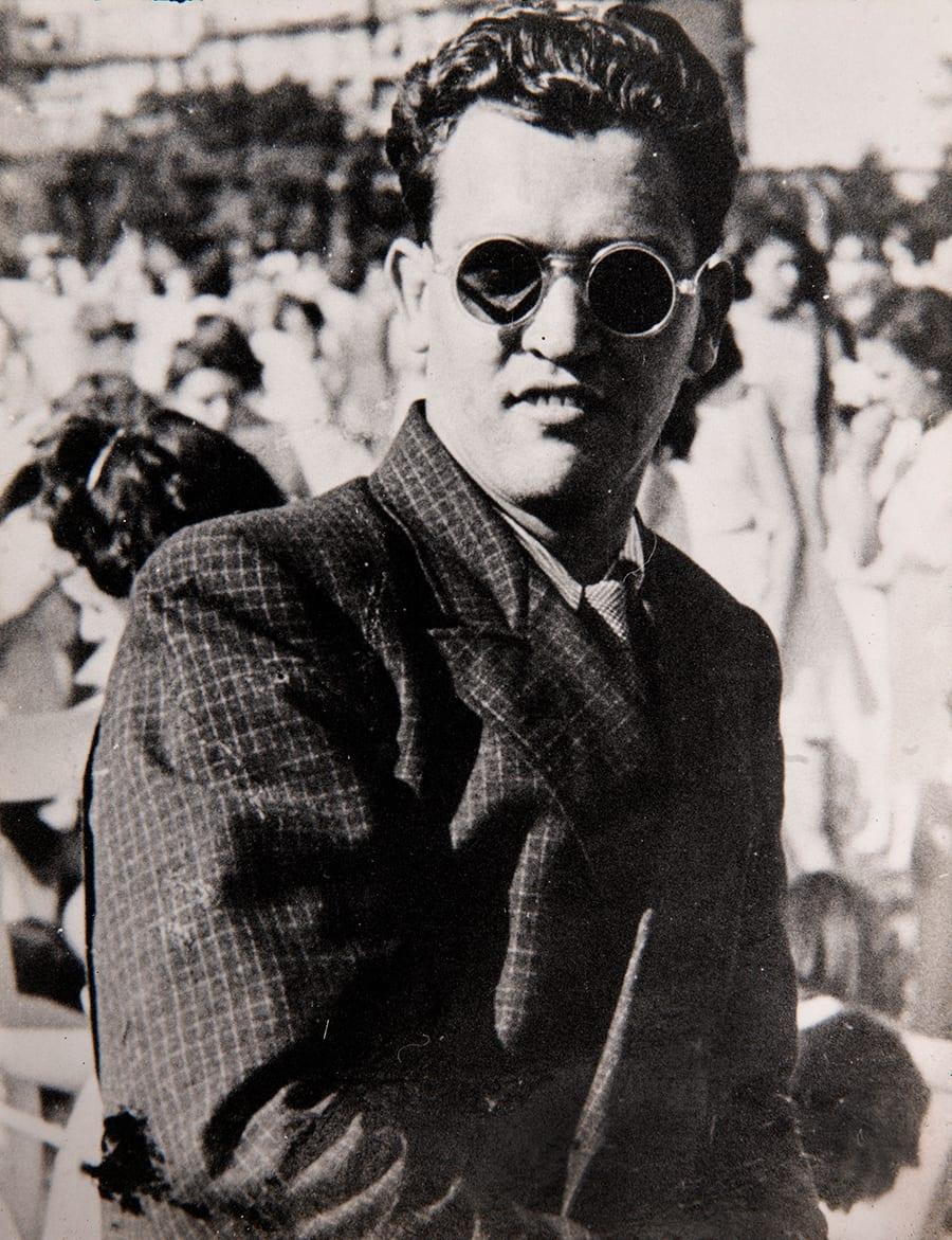 Francesc Boix - 1946. August Andreu