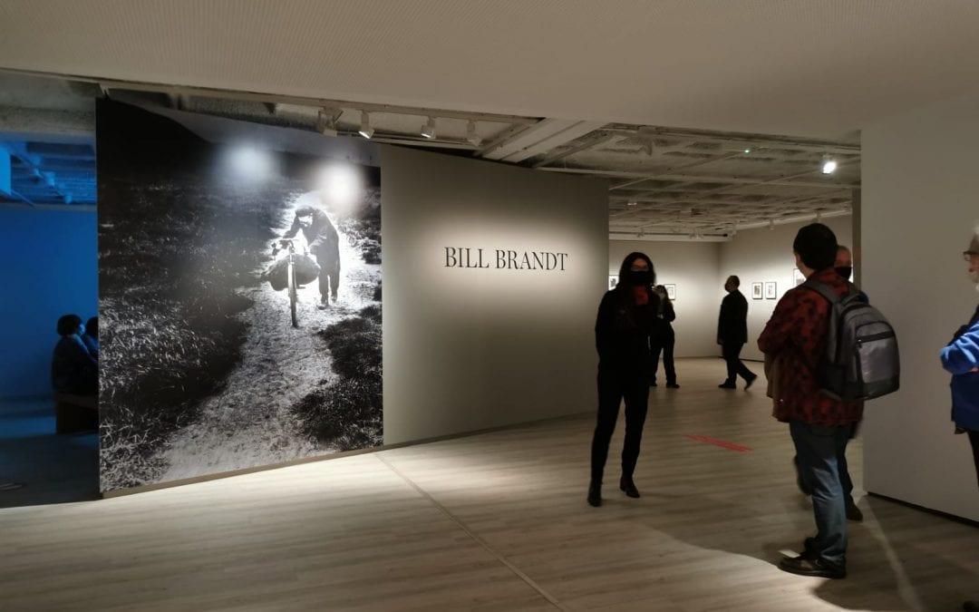 Visites guiades a les exposicions de Paul Strand i Bill Brandt al centre KBr de MAPFRE