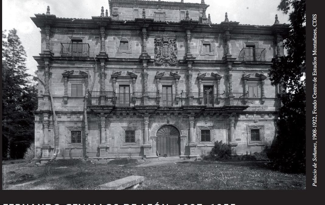 Fernando Cevallos de León (1887-1955). La Montaña Artística y Monumental
