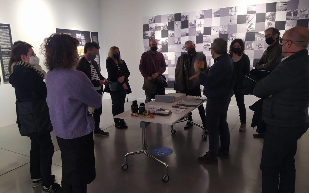 """Visita guiada a l'exposició """"Imatges trobades"""" al Museu Marítim de Barcelona"""