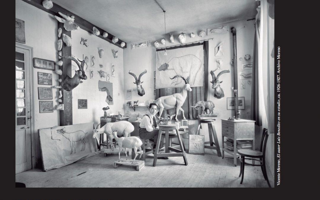 Exposición El taller del artista. Una mirada desde los archivos fotográficos del Instituto del Patrimonio Cultural de España en el CDIS de Santander  Copy